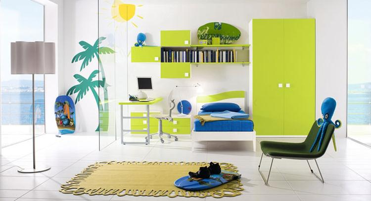 Various Creative Bedroom Design For Teenagers