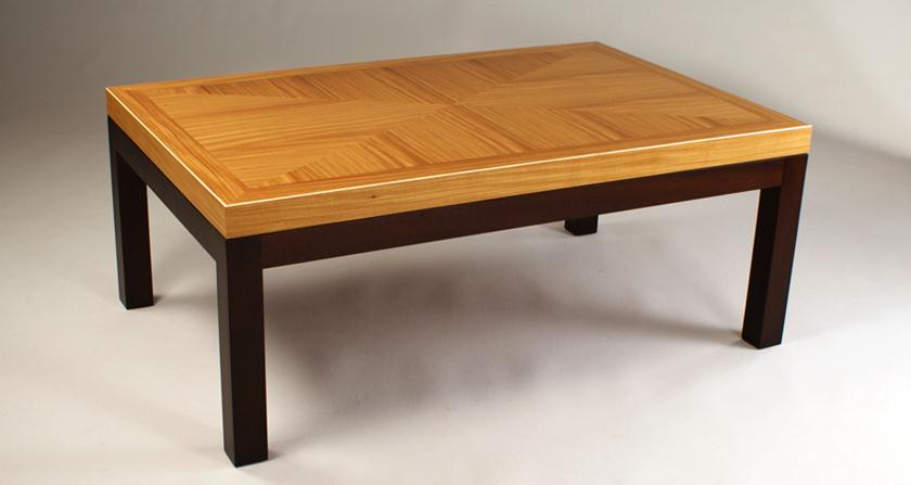Wooden Coffee Table Design Idea