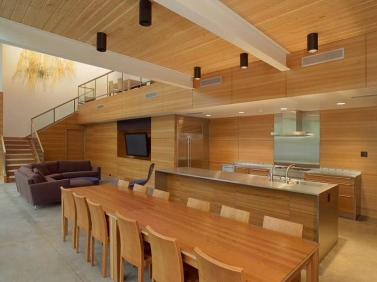 Top 7 minimalist wooden house interior design 4 home ideas for Minimalist house wood