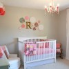 Baby Girls Bedroom Furniture Color Idea