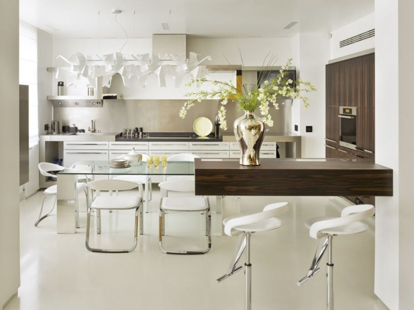 Beautiful Dining Table For Kitchen Decoration