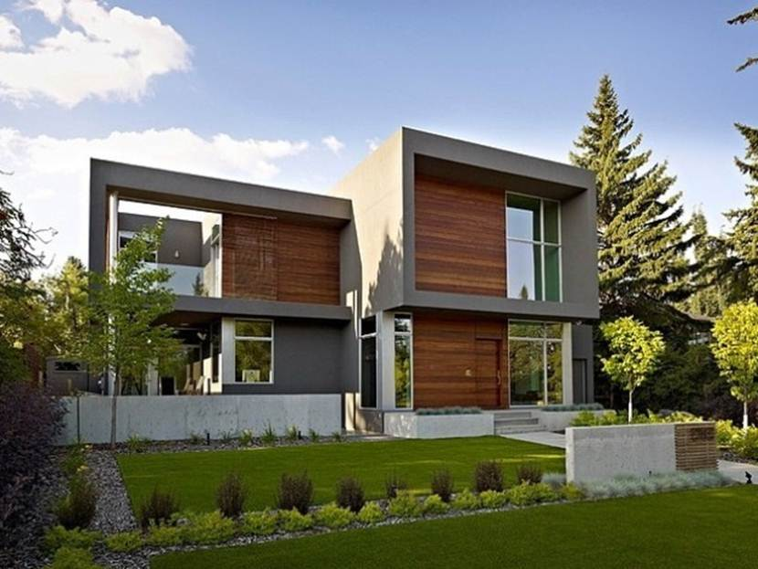 Trend Minimalist House Architecture Picture Gallery 4 Home Ideas