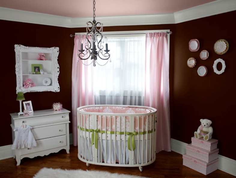 Beautify Baby Bedroom With Kid Furniture