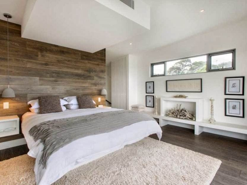 Bedroom Architecture For Minimalist House