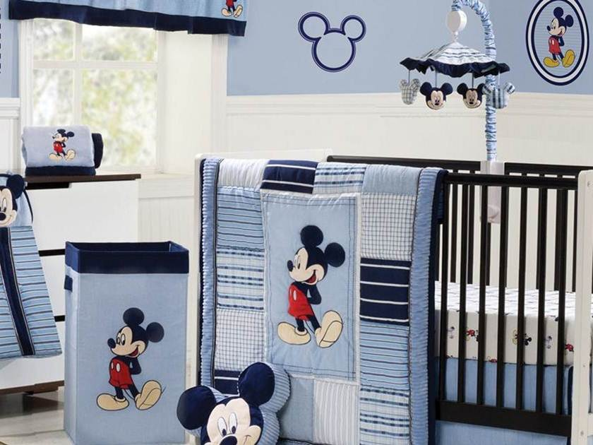 Cartoon Theme For Baby Furniture Design