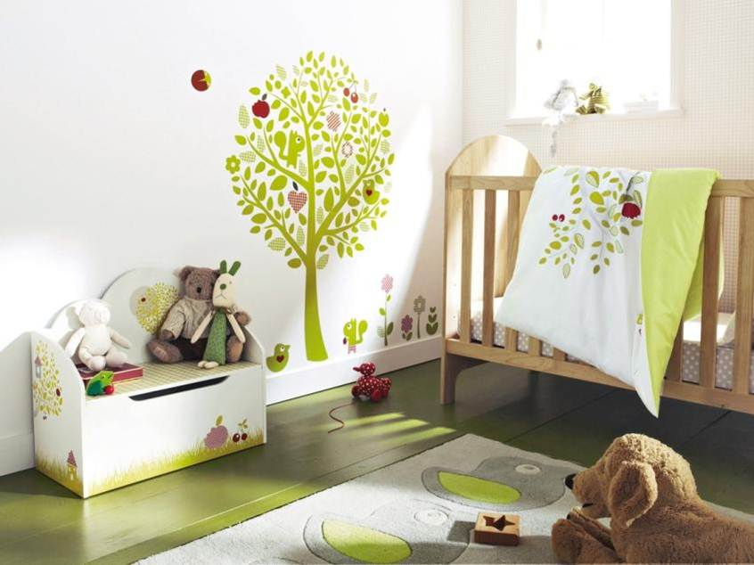 Cute Kids Furniture For Baby Bedroom