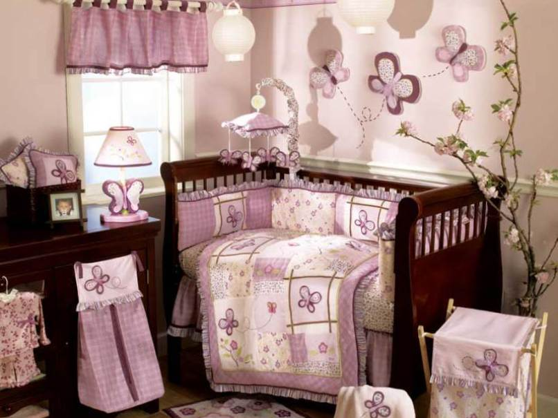 Cute Kids Furniture For Baby Nursery
