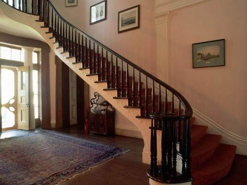 Decorative 2 Floor House Stairs Design