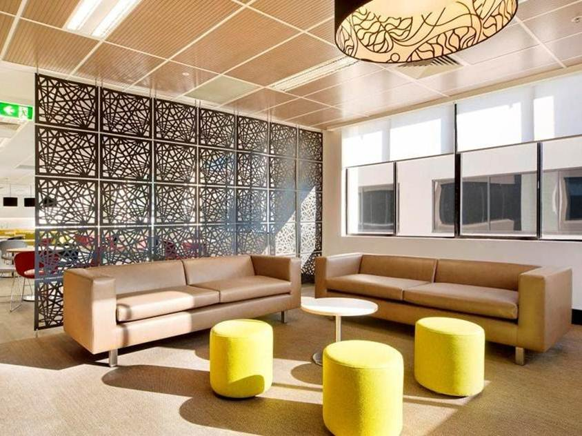 Decorative Divider Design For Living Room