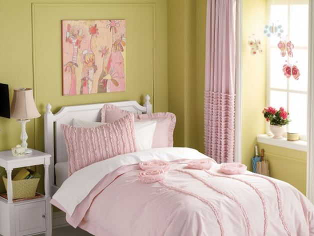 Decorative Furniture For Small Shabby Chic Bedroom