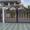 Decorative Modern House Fence Design