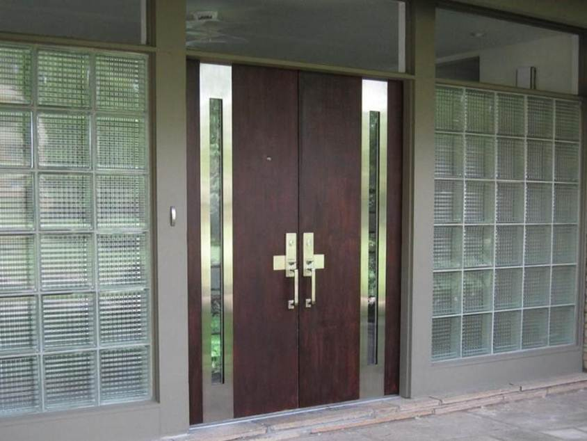 Door Design To Make Minimalist Home Look Elegant