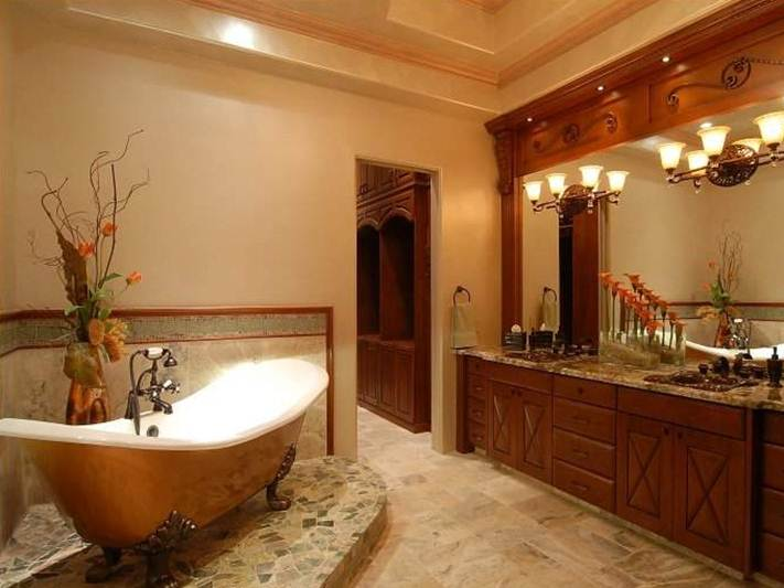 Elegant Small Western Bathroom Decorating Tips
