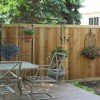 Good Home Fence Made Of Teak