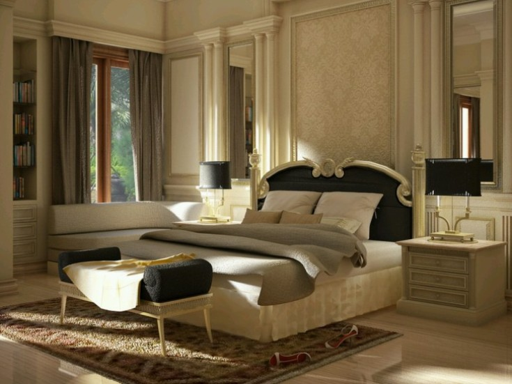 How To Make Bedroom Look Luxury