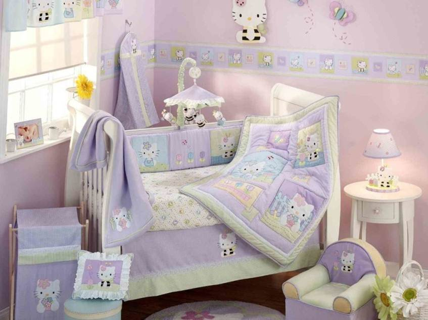 How To Make Cozy Nursery With Kids Furniture
