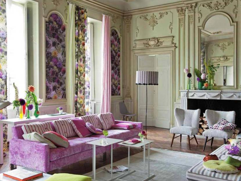 French Home Decorating Ideas Part - 17: How To Make French Home Look Elegant
