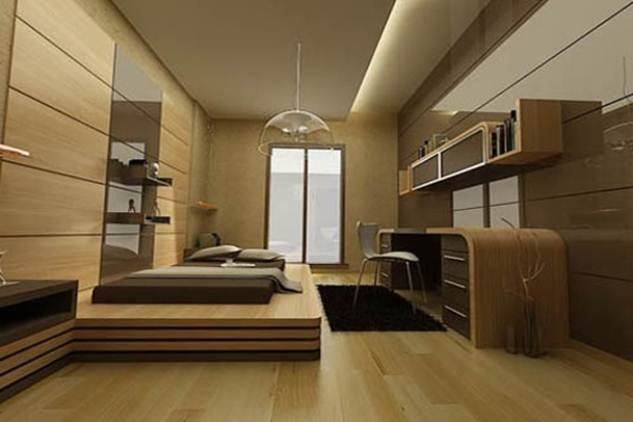 Minimalist Design For Bedroom Interior