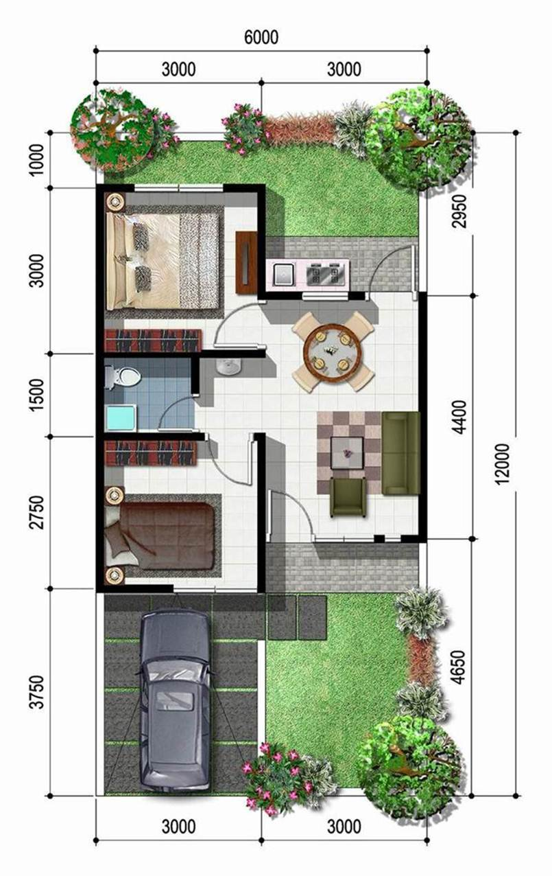 Minimalist House Plan For Affordable Home Decor