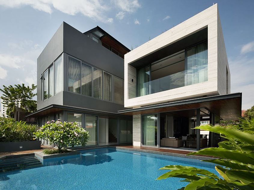 Modern Design Idea For Dream House