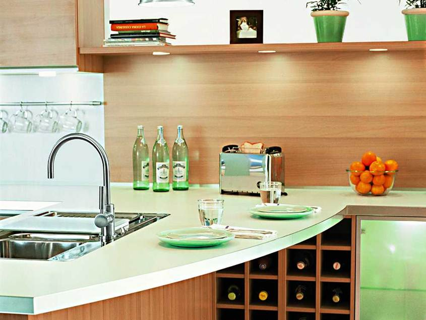 Modern Kitchen Remodel Furniture Selection