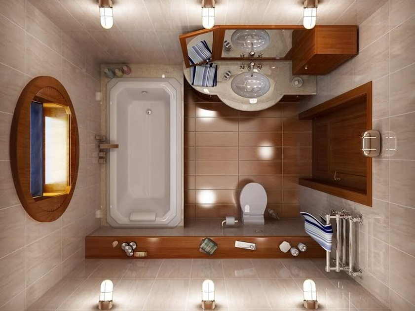 Charmant Nice Design Idea For Small Western Bathroom