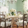 Nice Dining Room With French Home Decor