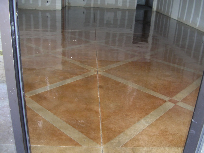 Nice Pattern Idea For Floor Ceramic