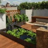 Small Urban Garden Design Idea