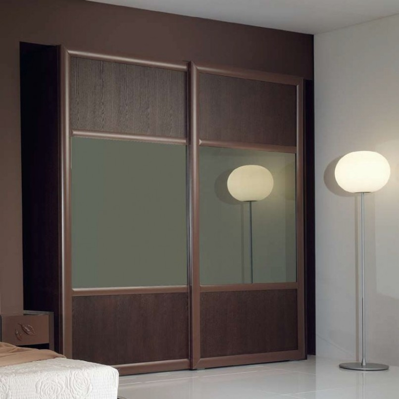 Solid Wood Material For Sliding Door
