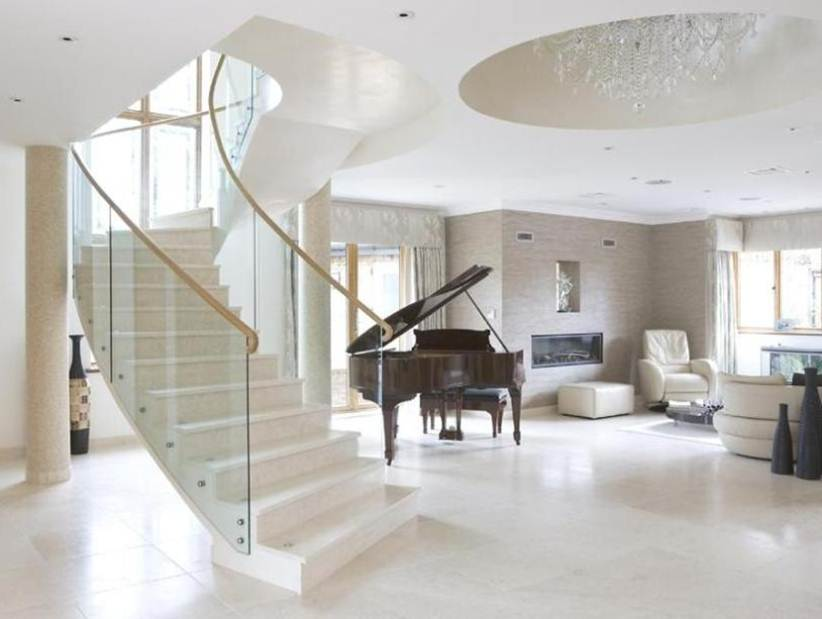 Stairs Design To Make Home Look Elegant
