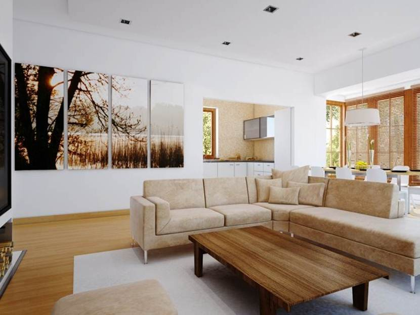 Tips To Decorate Simple Minimalist Living Room