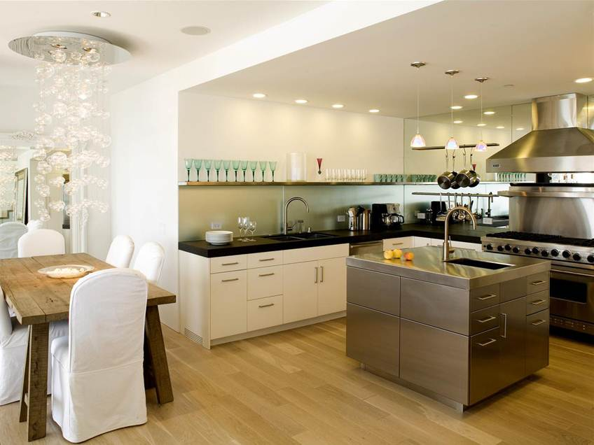 Tips To Refresh Minimalist Kitchen Interior