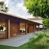Tropical Home Design Made Of Wood