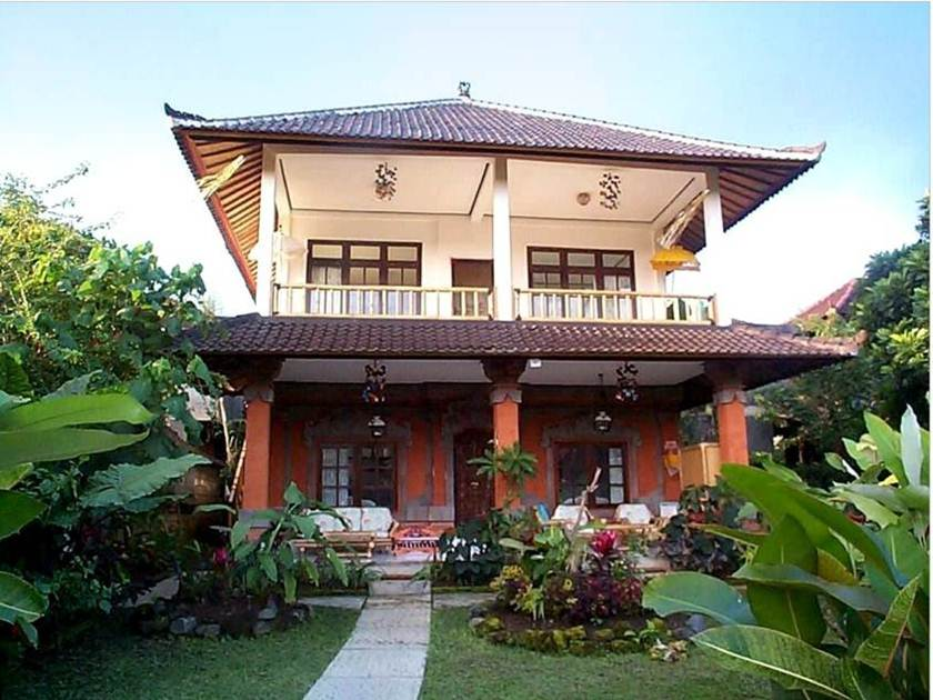 Wooden Home Design With Tropical Style Tropical Wooden Home Design Idea ...