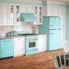 Turquoise Home Decor For Kitchen