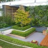 Urban Garden Design In Narrow Land