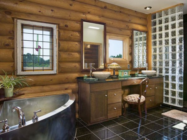 Western Bathroom Interior Decorating Tips