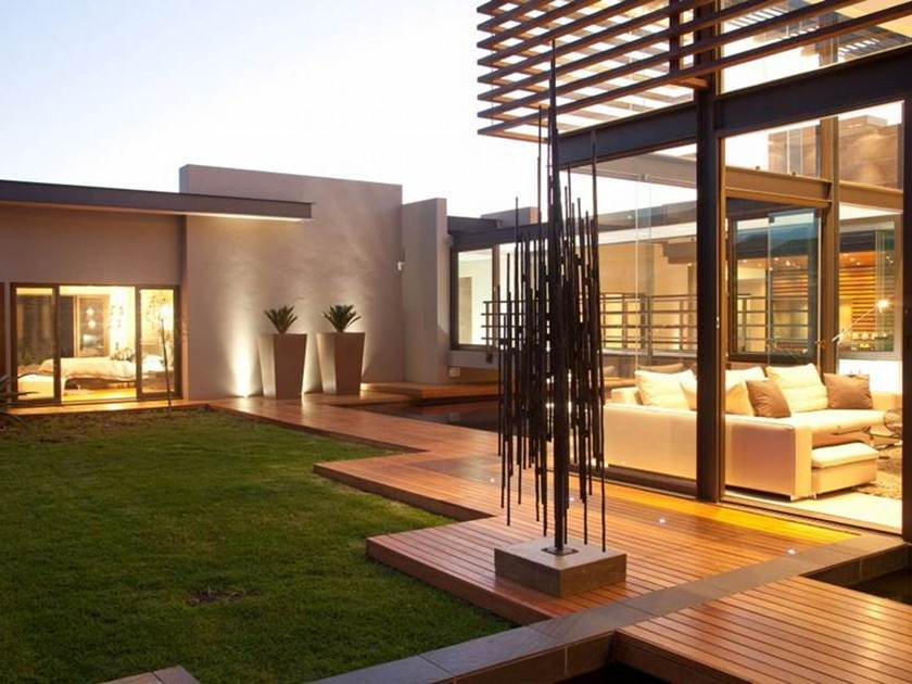 Modern Tropical Home Design Model Pictures