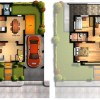 2 Floor Home Plan With Minimalist Style