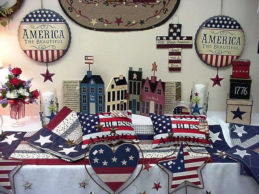 Latest Americana Home Decor That Become Trend In 2018 | 4 Home Ideas
