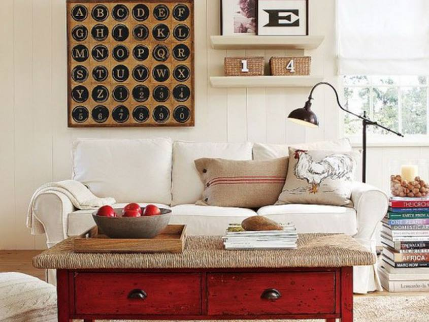 Affordable Furniture Decor For Small Room