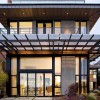 Beautiful Canopy Design For 2 Storey House