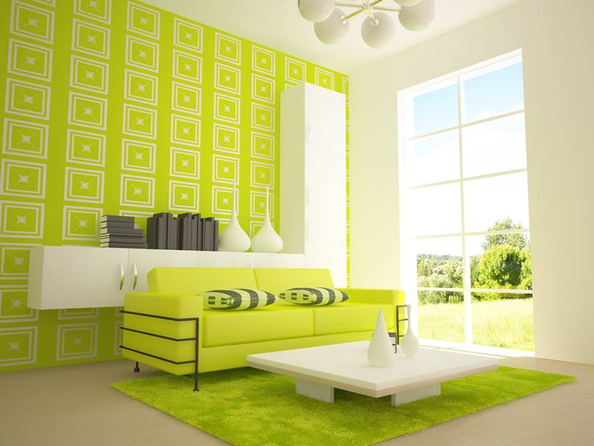 Beautiful Paint Decor For Living Room