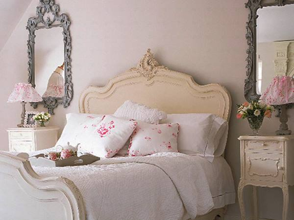 Beautiful Shabby Chic Bedroom For Girl