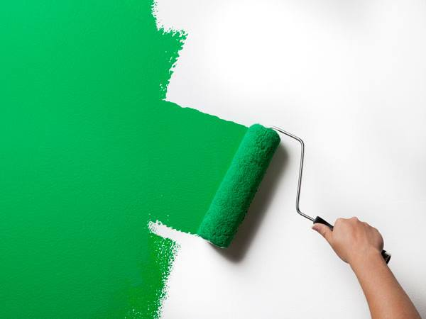 Color Idea To Repaint Home Wall