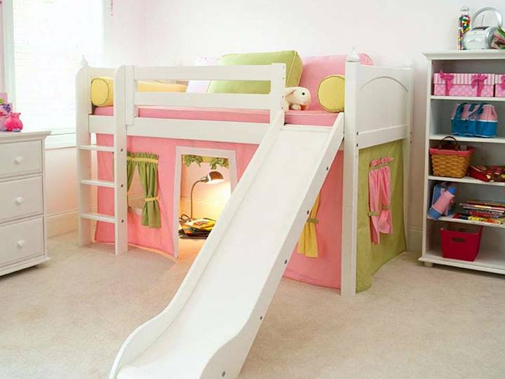 Colorful Kids Furniture For Girl