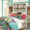 Colorful Minimalist Bedroom Decor For Girl