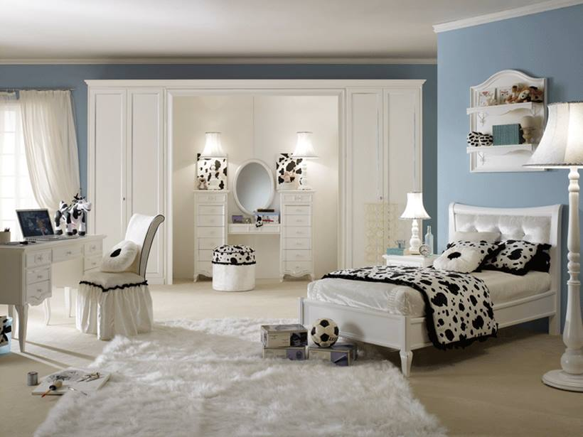 Cute Kids Furniture For Girl Bedroom Decor