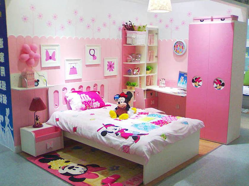 Cute Kids Furniture For Girl Bedroom